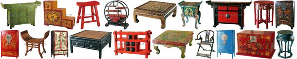 мебель прованс китай