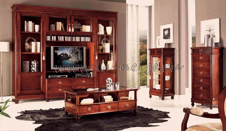 Мебель Румынии Гостиные Москва